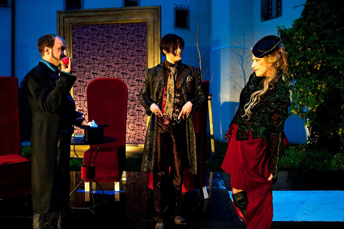 Das Bildnis des Dorian Gray |2011 | Gerhart Hauptmann-Theater Görlitz-Zittau