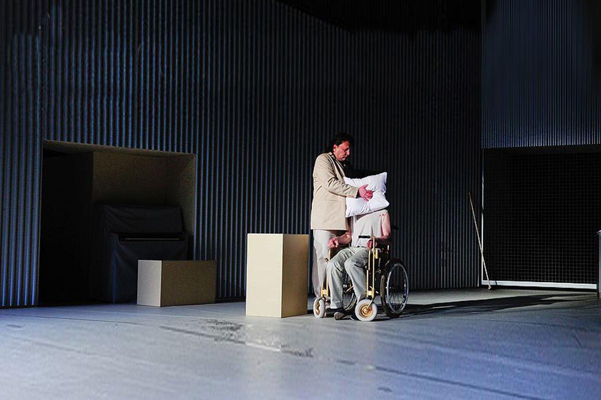 Einer flog über das Kuckucksnest   2014   Theater Chemnitz