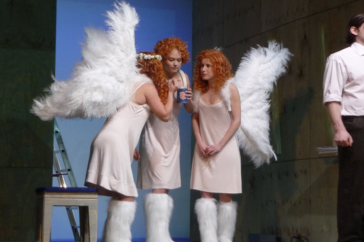 Faust 1 | 2011 |Theater Magdeburg
