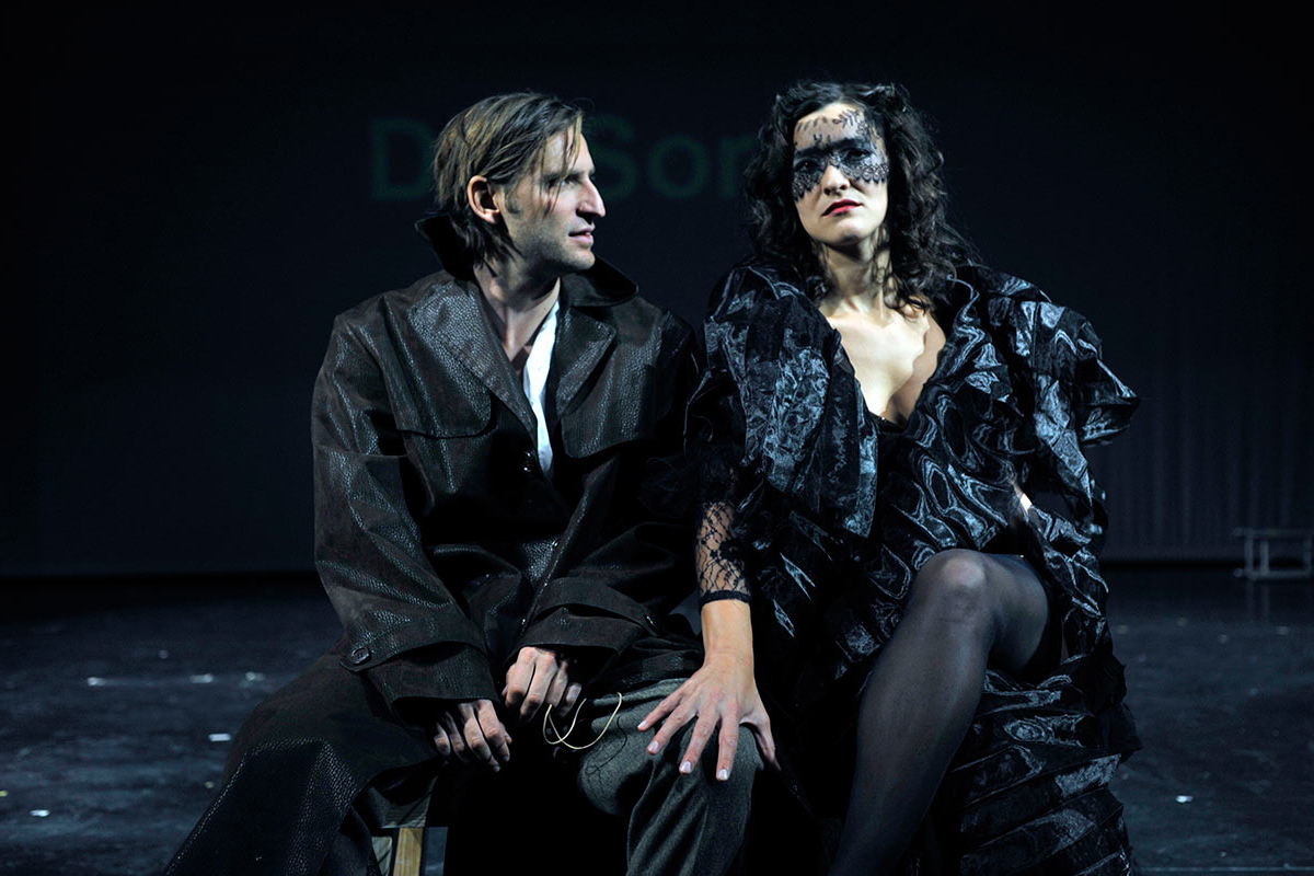 Faust 2   2011  Theater Magdeburg