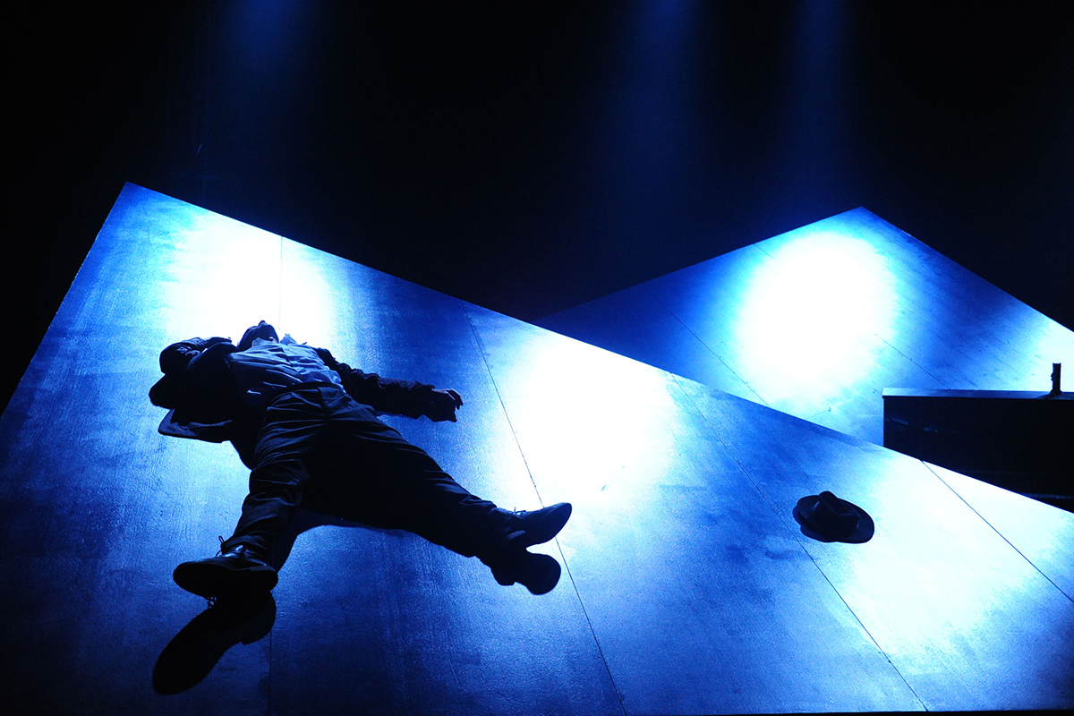 Novecento. Die Legende vom Ozeanpianisten | 2014 | Theater Chemnitz