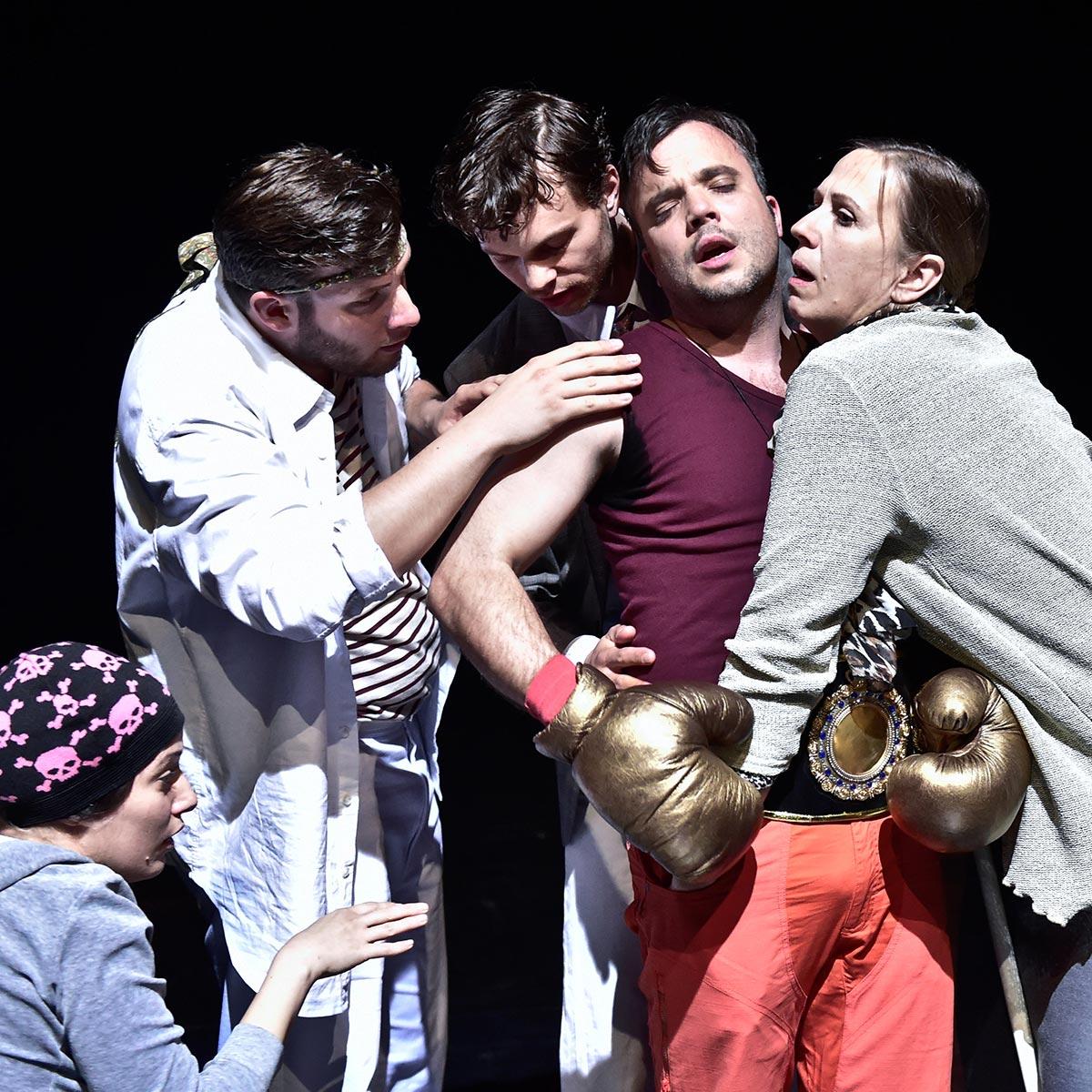 Camino Real | 2015 | Theater Chemnitz