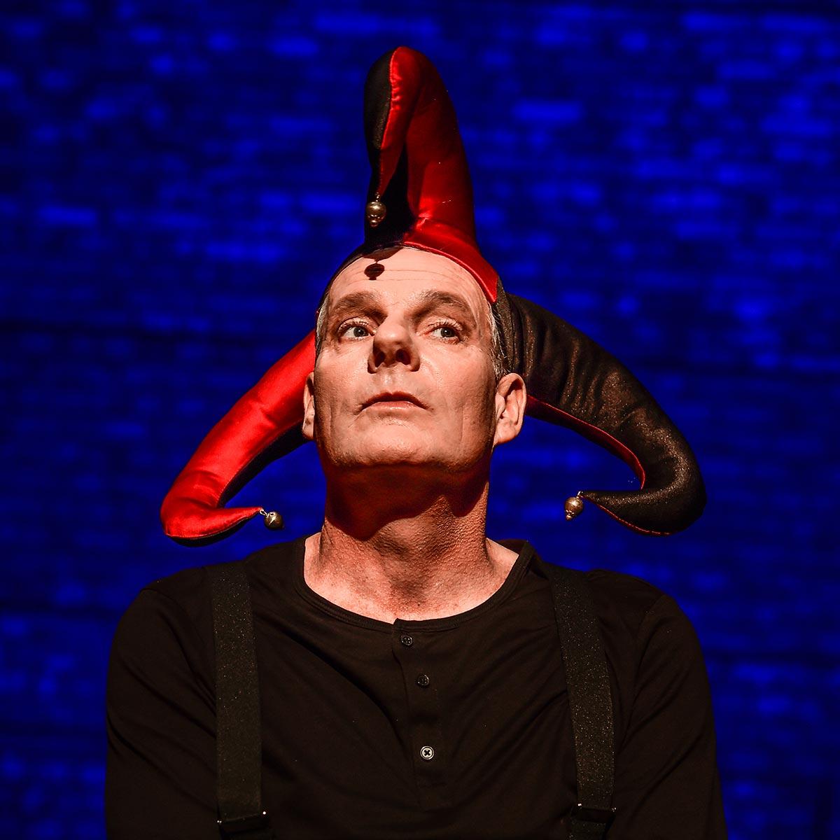 Faust 2   2018   Theater Chemnitz   Foto: Dieter Wuschanski